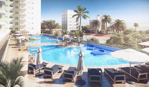 Apartamento, código 5551 em Praia Grande, bairro Boqueirão