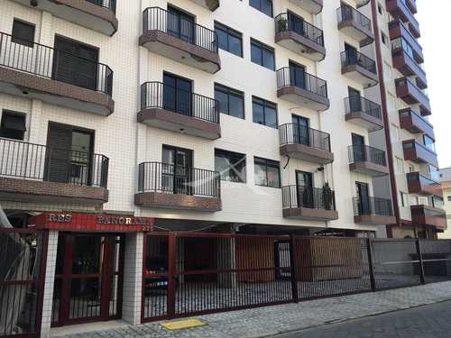 Apartamento, código 5622 em Praia Grande, bairro Aviação
