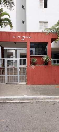 Apartamento, código 5672 em Praia Grande, bairro Tupi