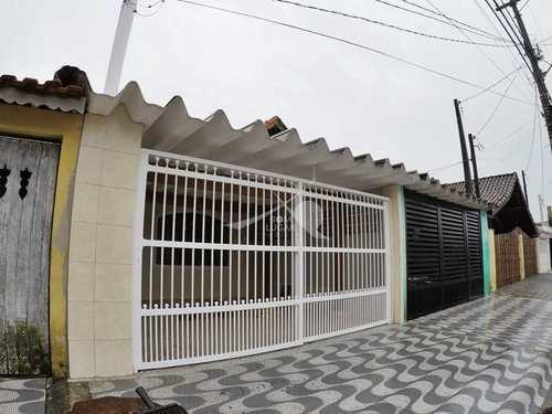 Casa, código 5781 em Praia Grande, bairro Mirim