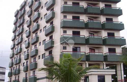 Apartamento, código 5785 em Praia Grande, bairro Caiçara