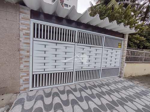 Casa, código 5844 em Praia Grande, bairro Ocian