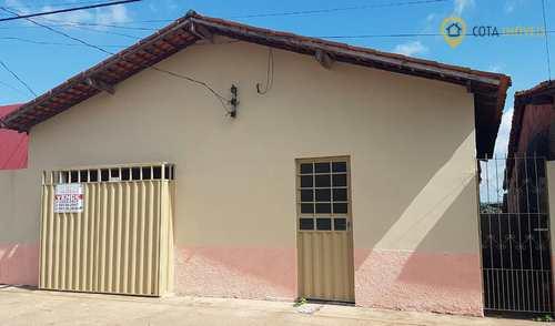 Casa, código 17 em Marabá, bairro Cidade Nova