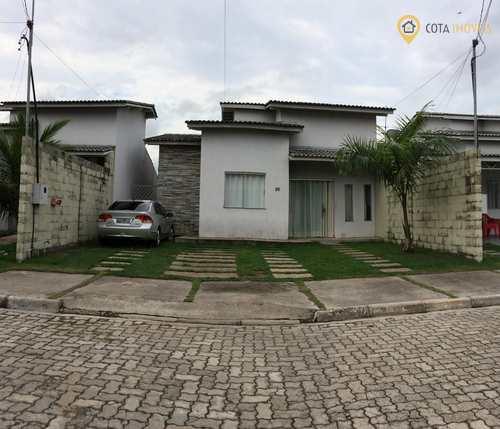 Casa de Condomínio, código 61 em Marabá, bairro São Félix III