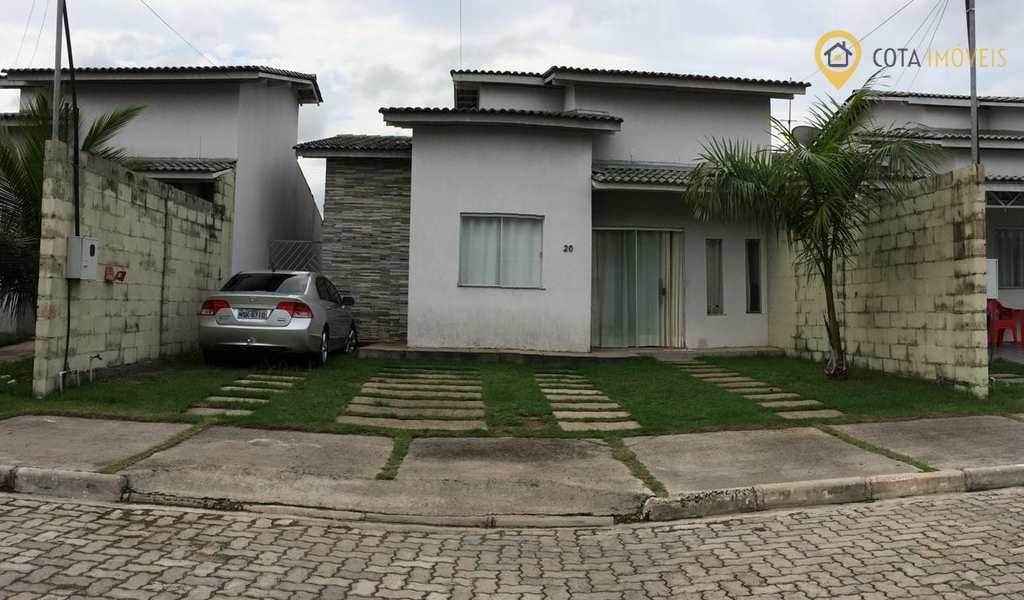 Casa de Condomínio em Marabá, bairro São Félix III