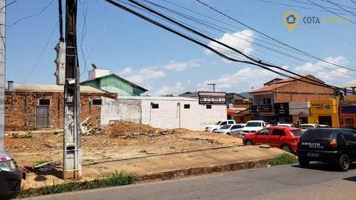 Terreno Comercial, código 79 em Parauapebas, bairro Centro