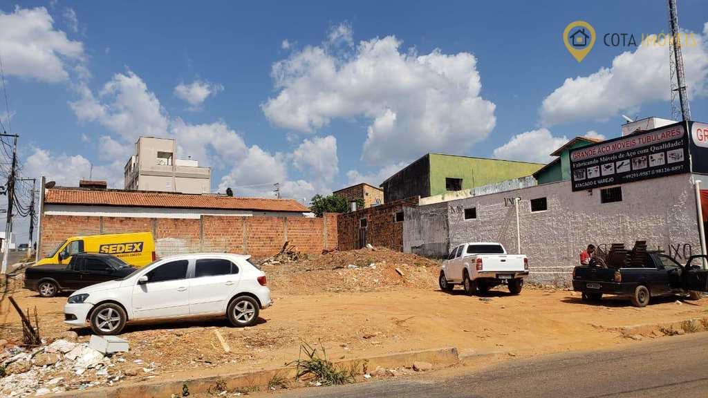 Terreno Comercial em Parauapebas, no bairro Centro