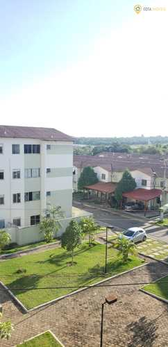 Apartamento, código 101 em Marabá, bairro Nova Marabá