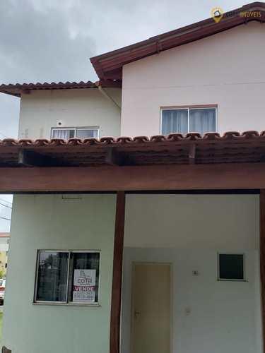 Casa de Condomínio, código 107 em Marabá, bairro Nova Marabá
