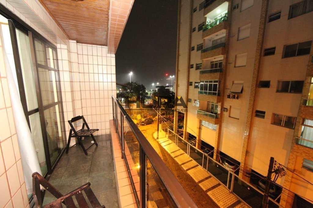 Flat em São Vicente, no bairro Itararé