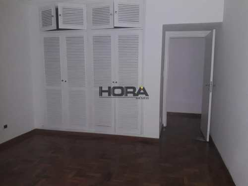 Apartamento, código 37 em Santos, bairro Pompéia