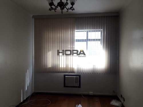 Apartamento, código 44 em Santos, bairro Embaré