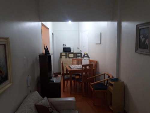 Apartamento, código 46 em Santos, bairro José Menino