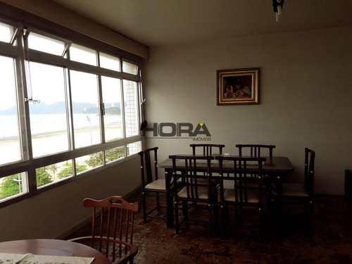 Apartamento, código 48 em Santos, bairro Gonzaga