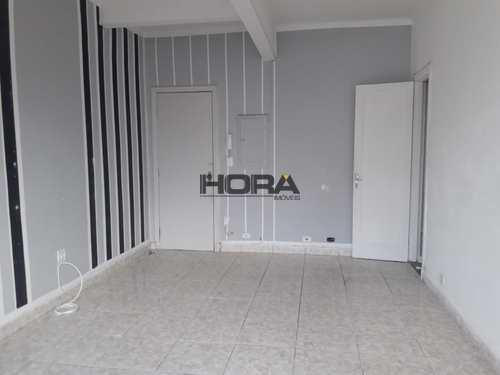 Apartamento, código 79 em Santos, bairro Gonzaga