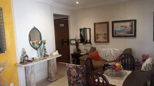 Apartamento, código 130 em Santos, bairro José Menino