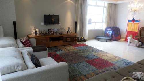 Apartamento, código 134 em Santos, bairro Gonzaga