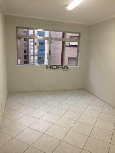 Apartamento, código 162 em Santos, bairro Gonzaga