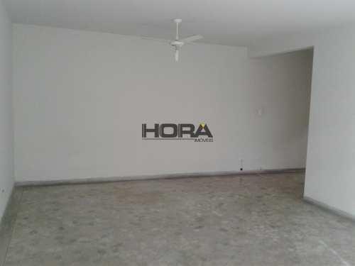 Apartamento, código 166 em Santos, bairro Gonzaga