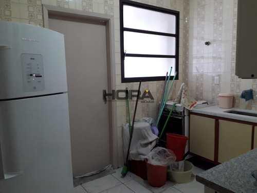 Apartamento, código 168 em Santos, bairro Gonzaga
