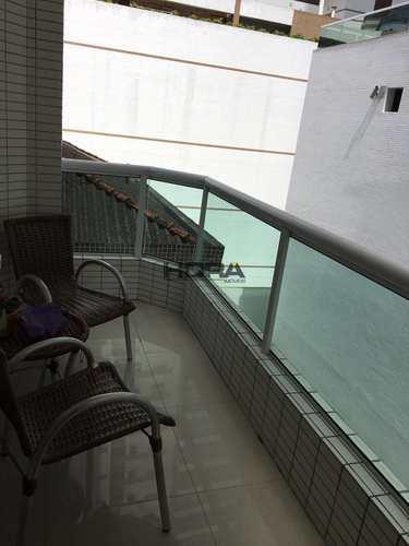 Apartamento, código 172 em Santos, bairro Pompéia