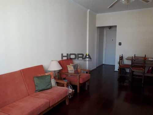 Apartamento, código 177 em Santos, bairro Gonzaga
