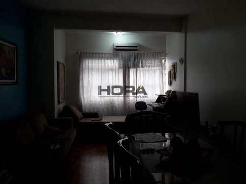 Apartamento, código 213 em Santos, bairro Gonzaga