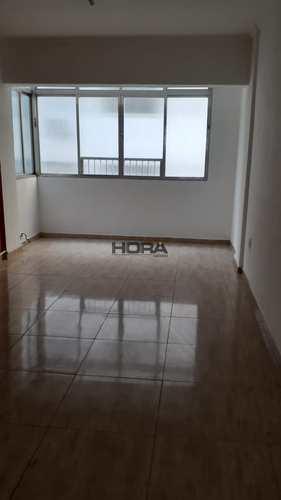 Apartamento, código 233 em Santos, bairro José Menino