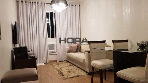 Apartamento, código 238 em Santos, bairro Campo Grande