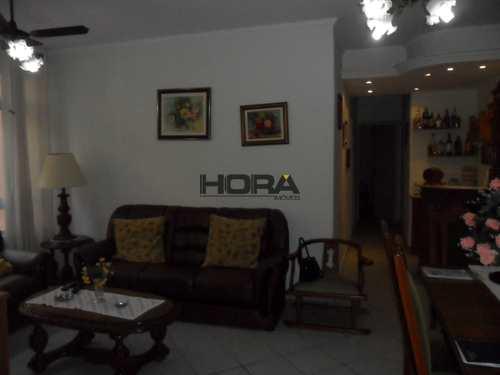 Apartamento, código 243 em Santos, bairro Gonzaga