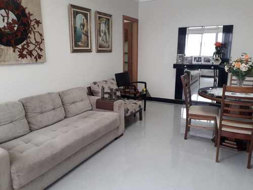 Apartamento, código 249 em Santos, bairro Aparecida
