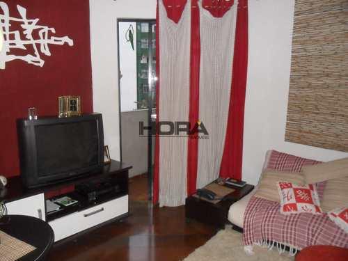 Apartamento, código 259 em Santos, bairro José Menino
