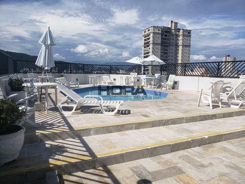 Apartamento, código 270 em Santos, bairro José Menino