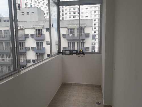 Apartamento, código 274 em Santos, bairro José Menino