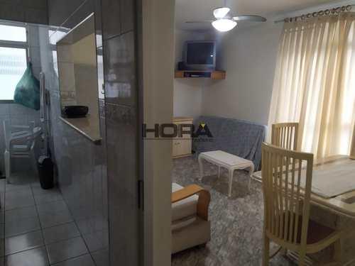 Apartamento, código 275 em Santos, bairro Gonzaga