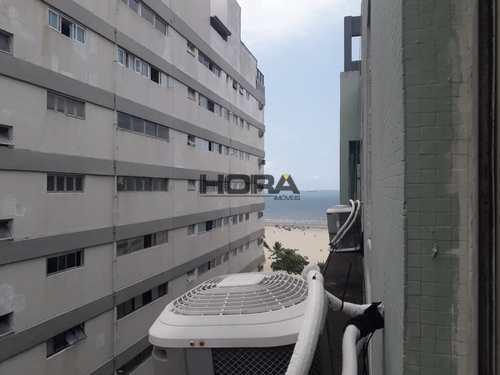 Apartamento, código 278 em Santos, bairro José Menino
