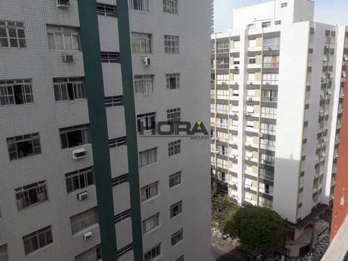 Apartamento, código 293 em Santos, bairro Gonzaga