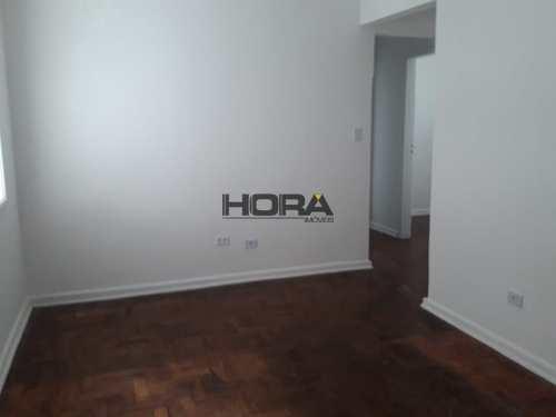 Apartamento, código 299 em Santos, bairro José Menino