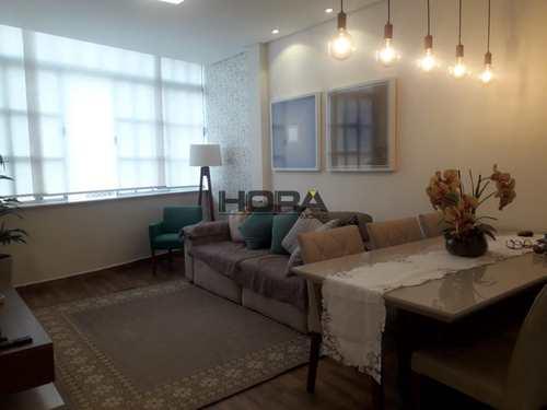 Apartamento, código 312 em Santos, bairro Boqueirão