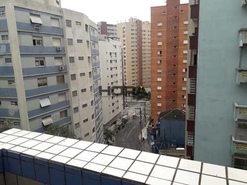 Apartamento, código 330 em Santos, bairro José Menino