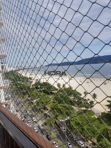 Apartamento, código 352 em Santos, bairro Gonzaga
