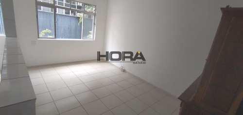 Apartamento, código 363 em Santos, bairro Gonzaga