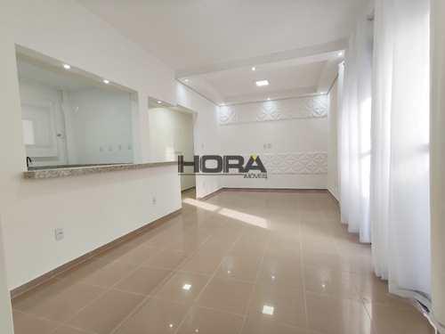 Apartamento, código 382 em Santos, bairro Gonzaga