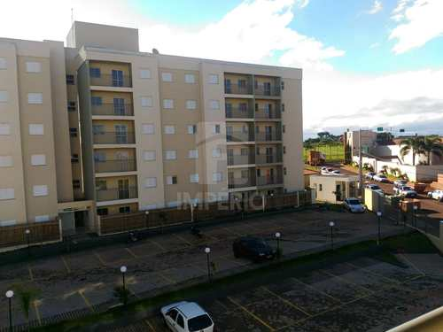 Apartamento, código 18 em Jaú, bairro Jardim Olímpia