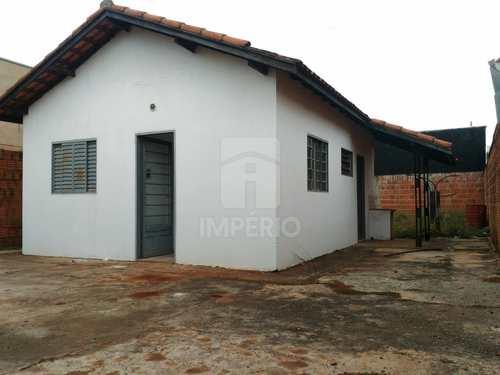 Casa, código 25 em Jaú, bairro Jardim Bela Vista