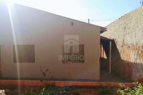Casa, código 139 em Jaú, bairro Jardim Orlando Chesini Ometto