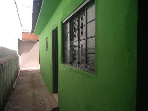 Casa, código 140 em Jaú, bairro Jardim Orlando Chesini Ometto