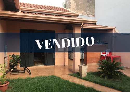 Casa, código 151 em Jaú, bairro Jardim Doutor Luciano