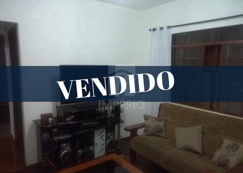 Casa, código 179 em Jaú, bairro Jardim Santa Terezinha