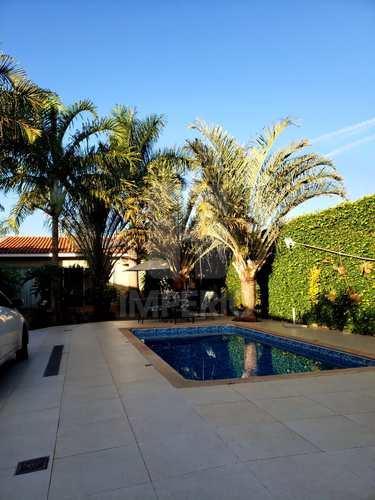 Casa, código 182 em Jaú, bairro Jardim Conde Pinhal I